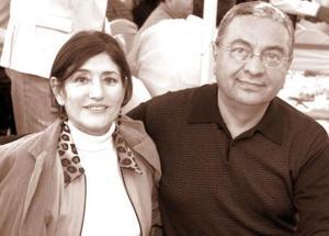 Ali de Martínez y José Anselmo Martínez.