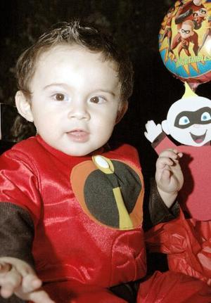 Héctor Emilio Manzano Báez celebró su cumpleaños.