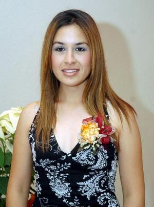 Guadalupe Rodríguez de Santiago contraerá matrimonio el nueve de diciembre con Juan Manuel Favela.