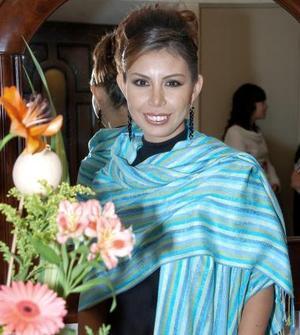 Lorena Teresa Salazar Alcalá, contraerá nupcias el próximo 27 de diciembre con Érick Hache