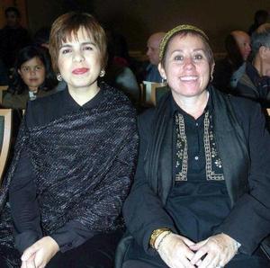 Cristina Matouk e Ionne Villarreal.