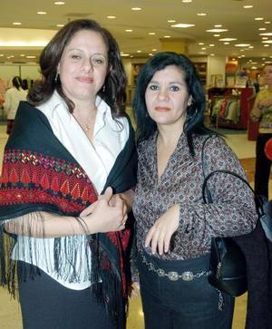 Grace Abularage e Ivonne Serraf