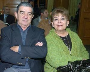 Ramón Helguera y Artemisa de Helguera.