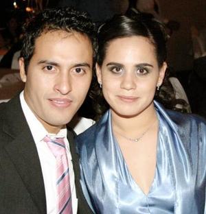 Arnulfo Ramírez y Pilar Galindo.
