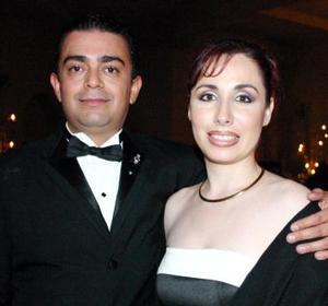 Miguel Ángel Torres y Any Hernández de Torre.