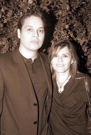 Ricardo Martínez y Silvia Padilla.