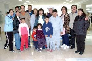 Grupo de peregrinos viajaron a Israel.