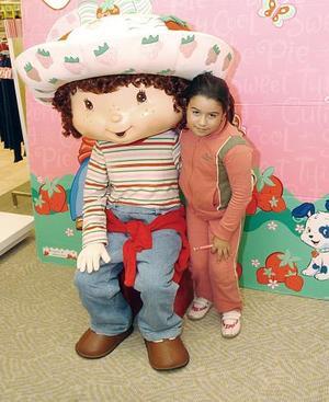 <b>28 de noviembre</b><p> Rosita Fresita convivió con todos los pequeñines.