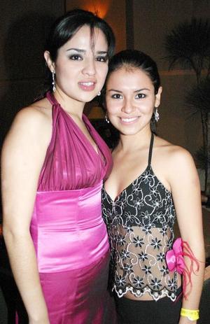 Nancy Ponce y Carolina Ponce.