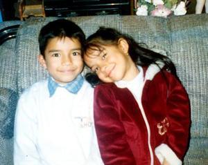 Jesús Armando  y Ana Isabel Garay Delgado.