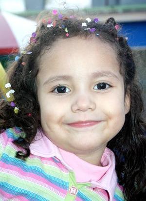 Con motivo de su cumpleaños, Mariana Urby fue festejada en días pasados.