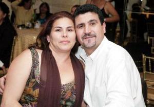 <b>30 de noviembre 2005</b><p> Marisol y Jaime Chávez.