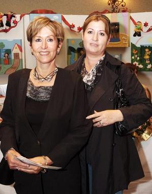 Diana y Minerva Lozada.