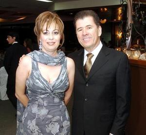 Laura y Juan Barrio.