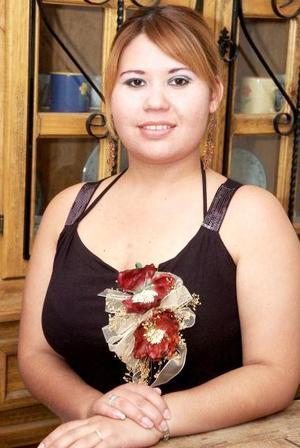 Ana Gabriela fue despedida de su soltería..