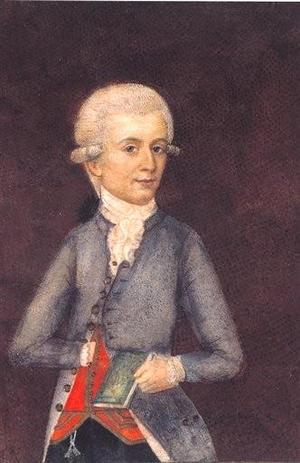 Visitantes de todo el mundo se reunieron el viernes en Salzburgo para celebrar el nacimiento del genio de la música Mozart hace 250 años