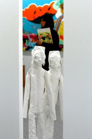 Imagen de una obra de la Galería Luis Adelantado (Valencia-Miami).