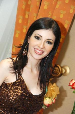 de_12022006  Vanessa del Rocío Carlos Mena unirá su vida en matrimonio a la de Jorge Alberto Contreras.