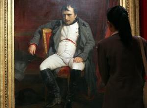 Esta es la primera vez que se monta la exposición Napoleón en México y la tercera ocasión en el mundo, según dijeron sus organizadores.