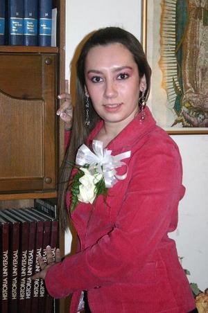 de_19022006  Ariana Muñiz Chávez contraerá  nupcias en breve con Juan Manuel Estrada Olguín.