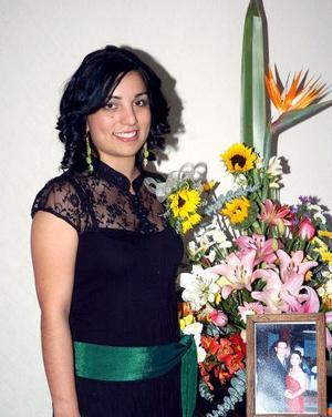 de_28022006  Bárbara  Priscila Espinosa Rodríguez en su despedida de soltera.