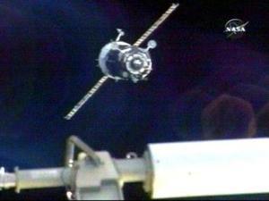 Pontes, de 43 años, permanecerá ocho días en la ISS, donde desarrollará la misión