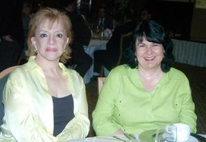 06052006  Margarita Serrato y Gaby Nava