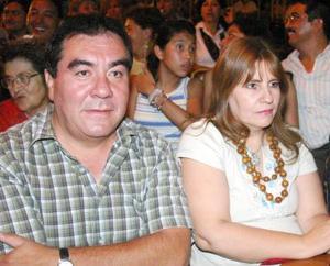 07062006  Fernando Garza y Gloria Martínez.