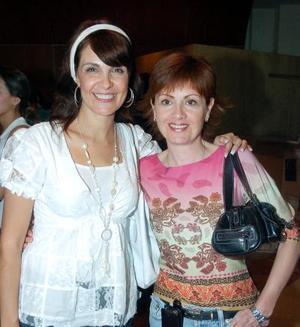07062006  Mary Carmen Espada y Tere Lechuga.