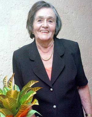 07062006  Sra. Inés Burciaga.