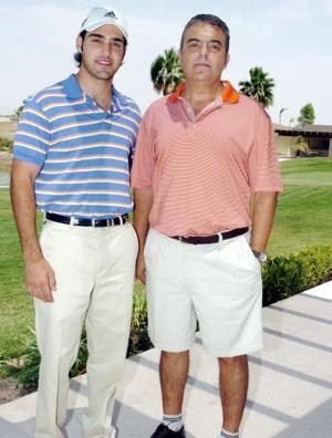 14052006  Edelmiro Garza y Edelmiro Garza Jr.
