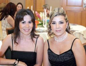 15052006  Verónica Gutiérrez y Marcela Hinojosa.