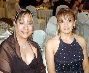 18052006  Doris Ríos y Guadalupe Quiroz.