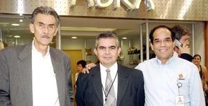 20052006  Pio Rosales, Francisco Rodríguez y Vicente Pérez.