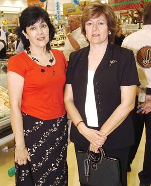 20052006  Esther de Ramírez y Laura de Madero.