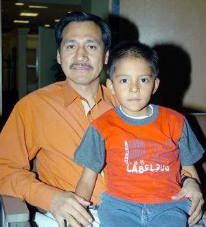 21052006  Iván Pérez Fernández y Daniel Pérez Pulido.