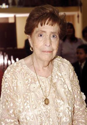 30052006  La señora Evangelina Espinoza de Triana.