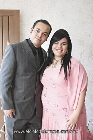 PRESENTACÍÓN RELIGIOSA Iván Emilio Alonzo Meraz y Rosa Lucia Dávila Ale