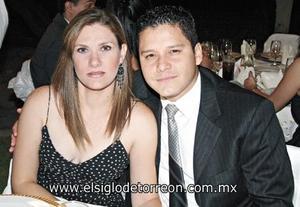 Ileana y Roberto Ramírez.