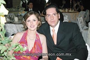 Keta y Gabriel Gómez.