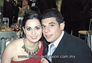 Judith Hernández y Mariano Barragán.