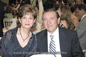 Angela de Lara y Jesús de Lara.