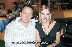 Jan y Diana Guevara.