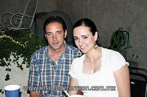 Juan Manuel Castro Fiscella y Valeria Haro Aparicio.