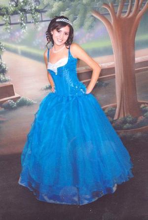 Srita. Ana Elisa Gándara Santelices fetejó sus quince años de vida.