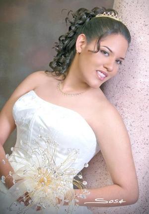 Srita. María Guadalupe Rodríguez Oropeza celebró sus quince años de vida con una misa de acción de gracias en la Iglesia de Nuestra Serñora de San Juan de Los Lagos