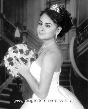 Srita. Suleima Luján Palomares festejó sus quince años de vida el pasado 16 de septiembre.