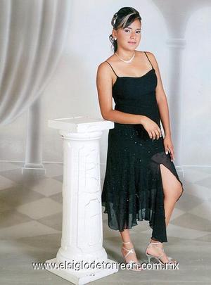Yéssica Castañón Vázquez cumplió 15 años el pasado tres de julio.