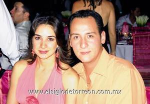 Laura Pérez de Barrios y Fernando Barrios Sánchez.