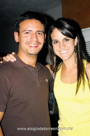 José A. García y Miriam Murra